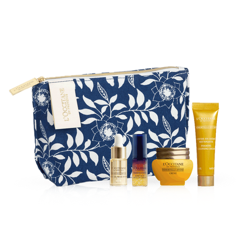 zoom view 1/1 of Immortelle Skincare Discovery Set