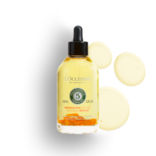 zoom view 1/4 of Aromachologie Intensive Repair Enriched Infused Oil