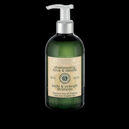 zoom view 1/1 of Aromachologie Body & Strength Shampoo