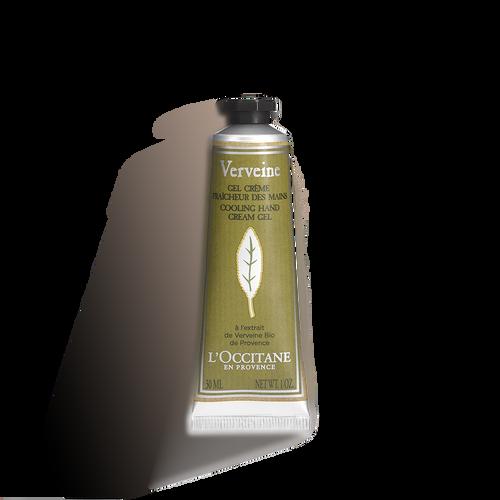zoom view 1/1 of Verbena Cooling Hand Cream Gel