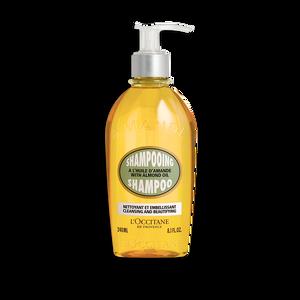 Almond Shampoo 240ml, , large