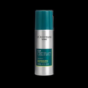 Cap C�drat Spray Deodorant, , large