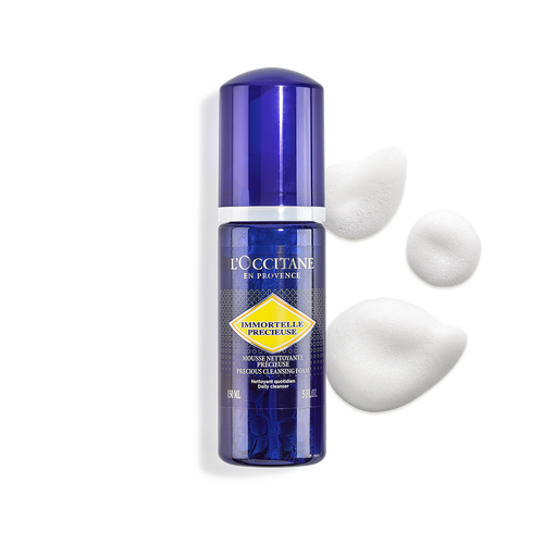 zoom view 1/4 of Immortelle Precious Cleansing Foam