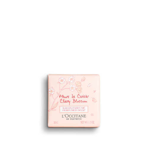 zoom view 1/1 of Cherry Blossom Bath Soap