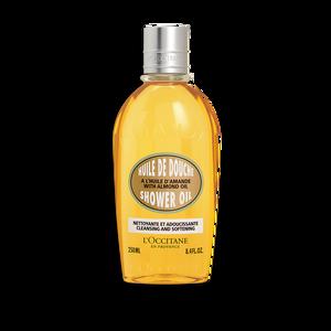 Almond Shower Oil, , large