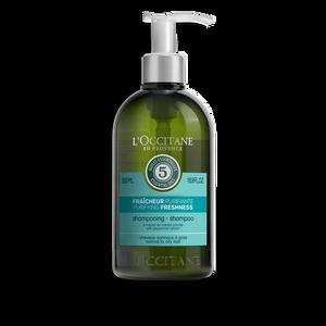 Purifying Freshness Shampoo, , large
