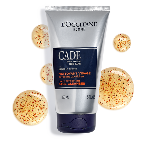 zoom view 1/3 of Cade Daily Exfoliating Face Cleanser