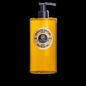Shea Butter Shower Oil, , large