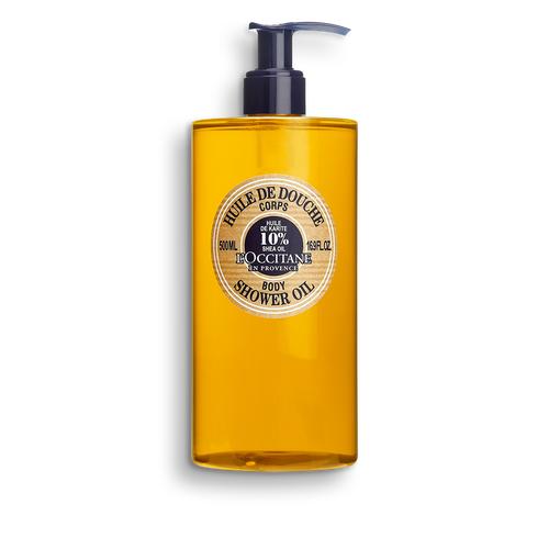zoom view 1/1 of Shea Butter Shower Oil