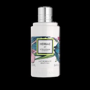 Herbae par L'OCCITANE Beauty Milk, , large