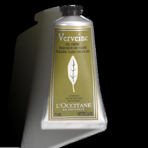 zoom view 1/2 of Verbena Ice Hand Cream Gel
