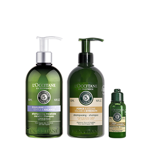 Volume & Strength Alternate Shampoo Bundle, , large