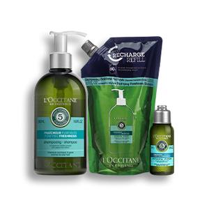 Purifying Freshness Shampoo Bundle, , large
