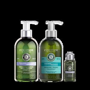 Purifying Alternate Shampoo Bundle, , large